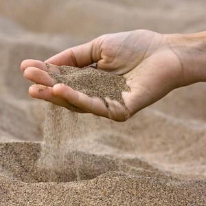 Преимущества карьерного песка
