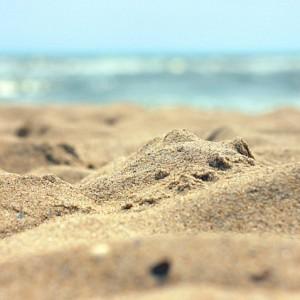 Песок при дорожном строительстве