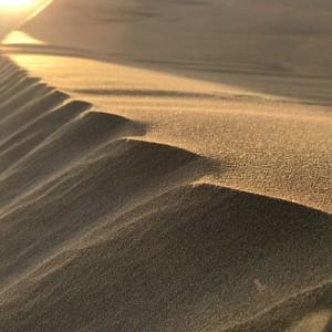 Насыпь из песка
