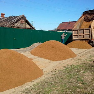 Качество песка и его цена